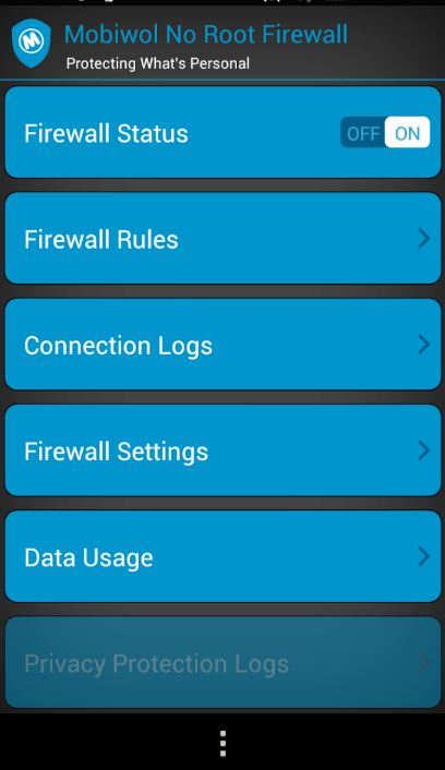 Best Firewall Apps for the Android 5