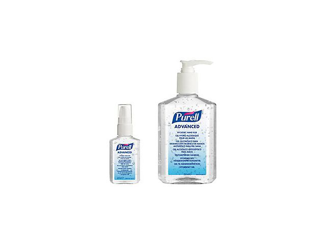 Gel Hydro Alcoolique Purell Contact Raja