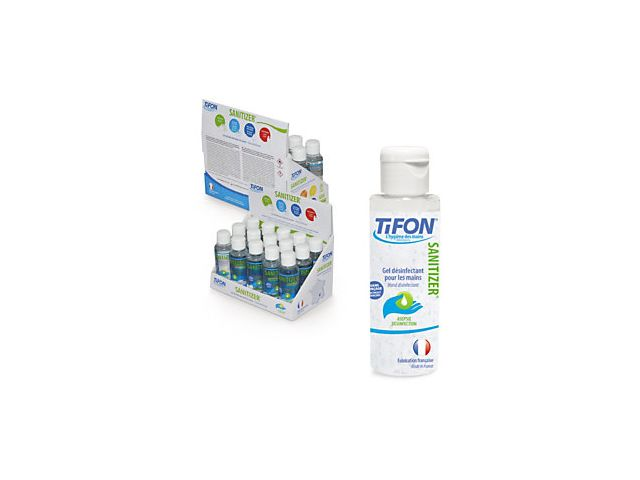 Gel Hydro Alcoolique Tifon Contact Raja