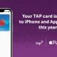 Los Angeles Apple Pay TAP Cards