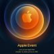 Apple Event October