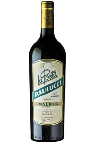 La Posta Malbec Angel Paulucci Vineyard.png
