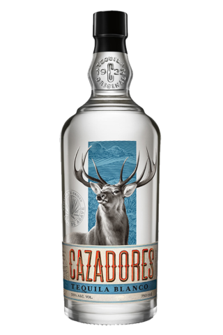 Tequila Cazadores Blanco 750 Ml.png