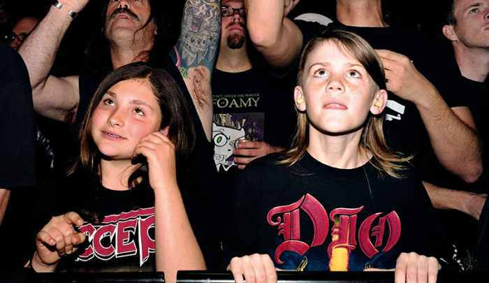 Young-Children-At-Heavy-Metal-Concert-Wearing-Accept-Dio-Shirts
