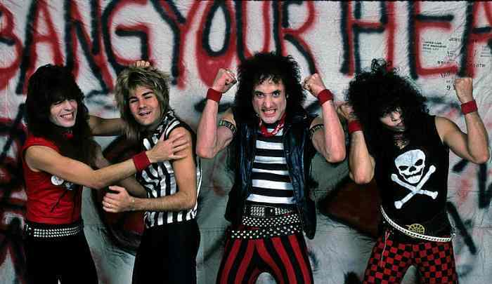 Quiet Riot Stands Atop A Huge Thank You List 1