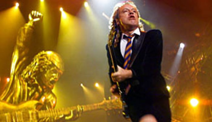 Angus Young Stiff Upper Lip