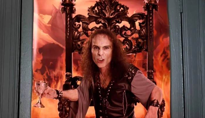 """Wendy Dio: """"We Are Doing A Dio Documentary"""" 1"""