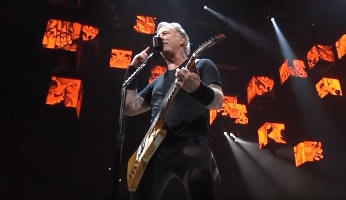 Metallica For Whom The Bell Tolls Video
