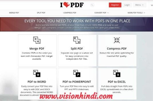 PDF FILE KYA HAI?2 Best Site To Make PDF FILE?