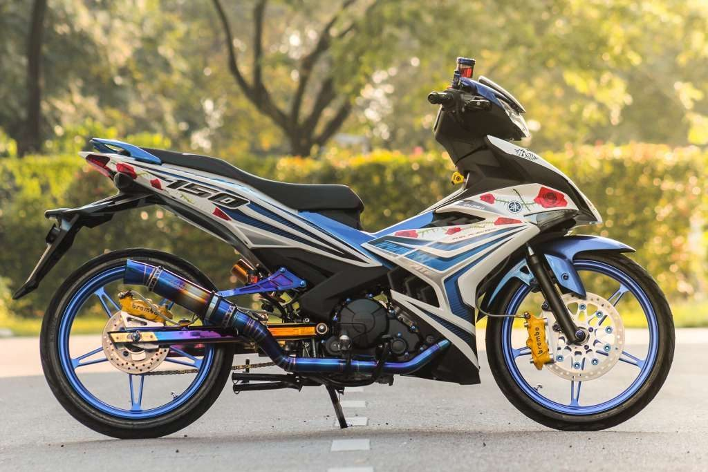 Police Will Confiscate Modified Motorcycle Especially The Ysuku