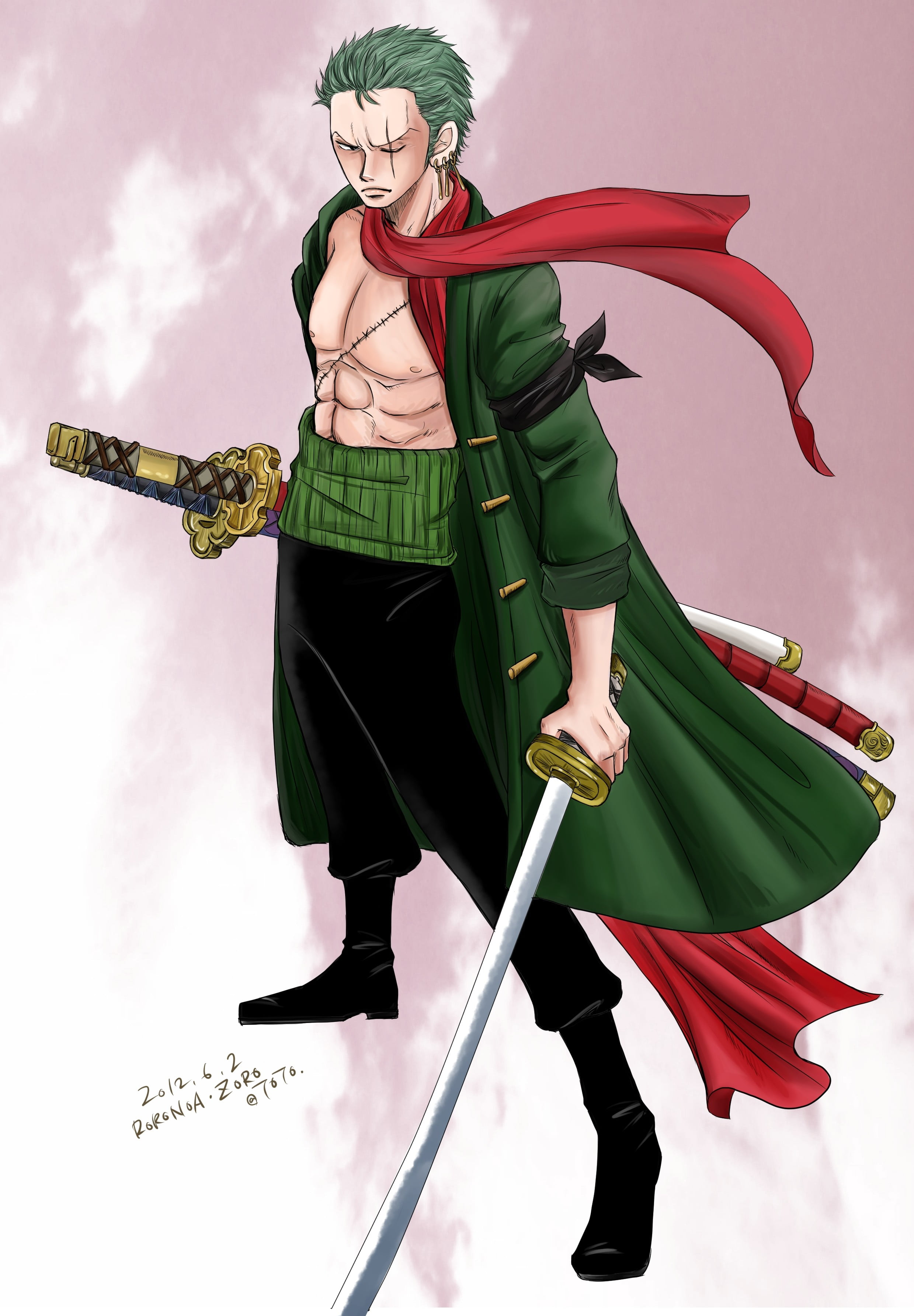 Zoro One Piece Wallpaper Hd Android