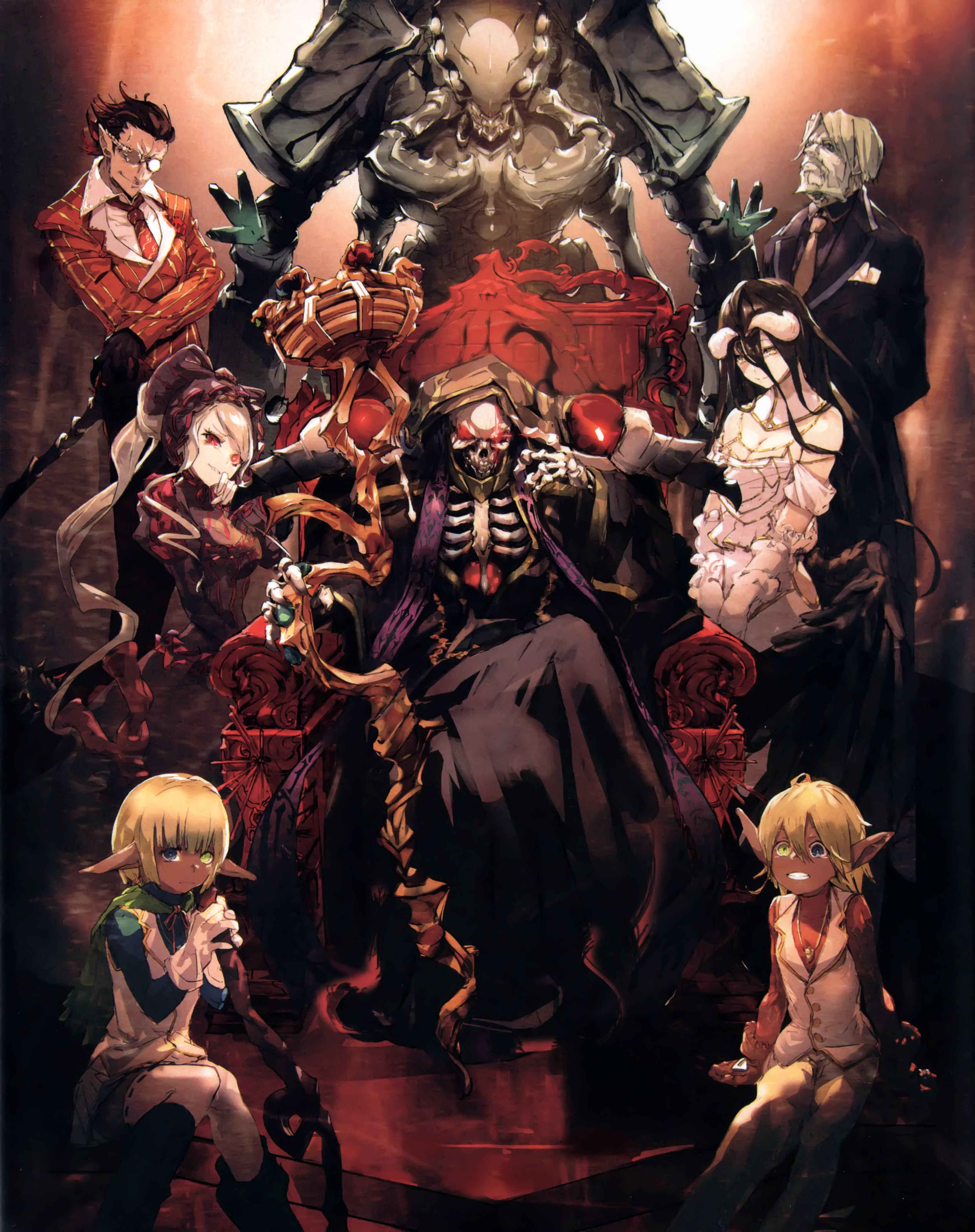 Overlord Wallpaper Android Hd