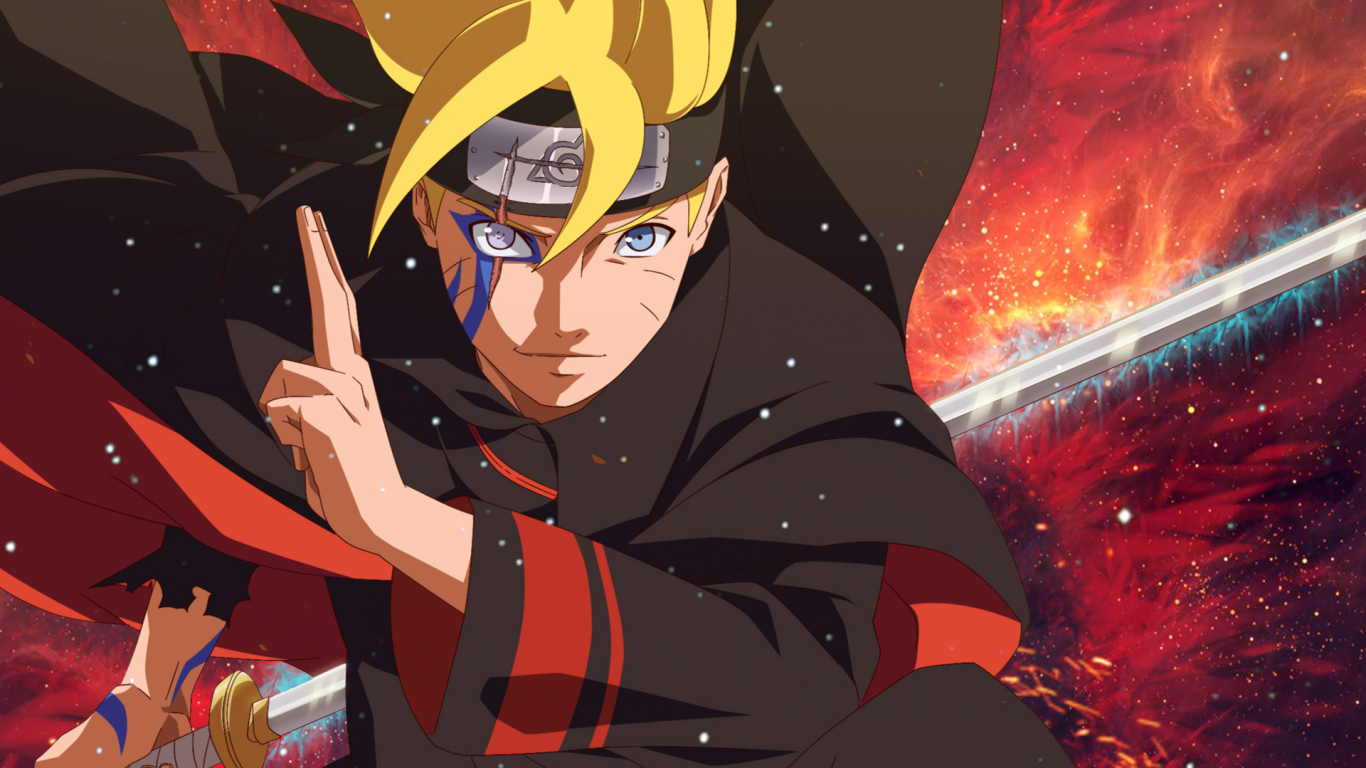 Wallpaper Laptop Naruto