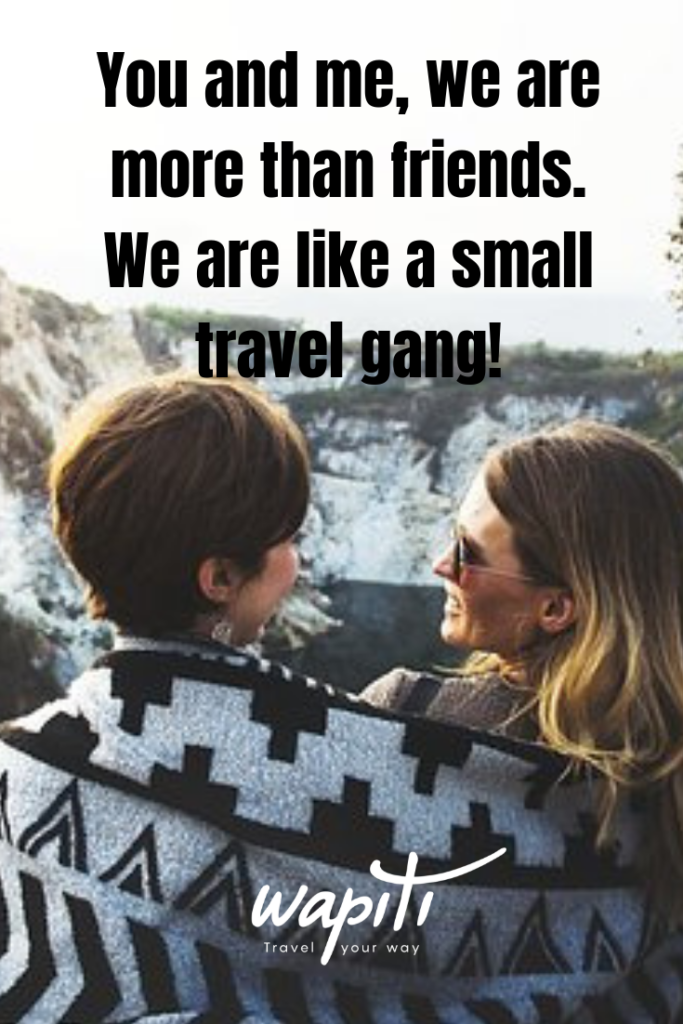 Travel With Friends Quotes 1