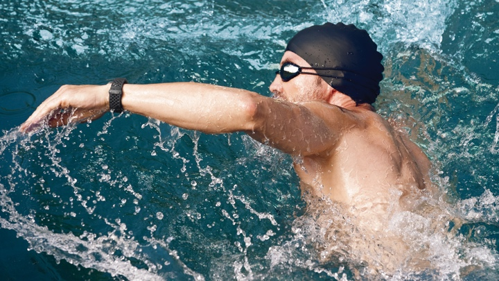 Best Waterproof Fitness Trackers For Swimming 2020