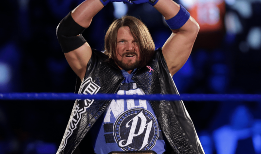 AJ Styles Plans To Retire After Current Contract With WWE Expires