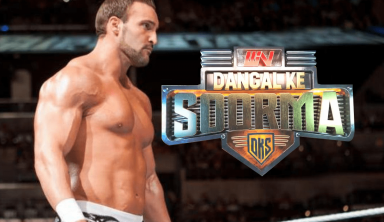 NEWS   New Wrestling Promotion Begins Airing In India