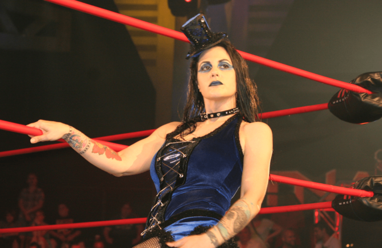 Former WCW & TNA Star Daffney Unger Having New Neck Issues