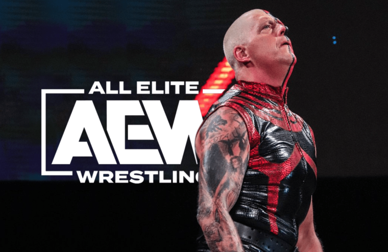Dustin Rhodes Signs Contract Extension With All Elite Wrestling
