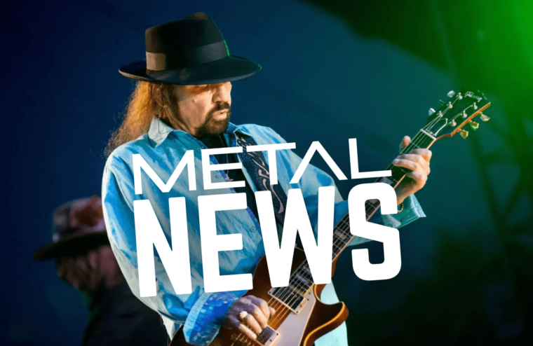 Lynyrd Skynyrd Postpone Tour Dates Due To Gary Rossington Heart Surgery