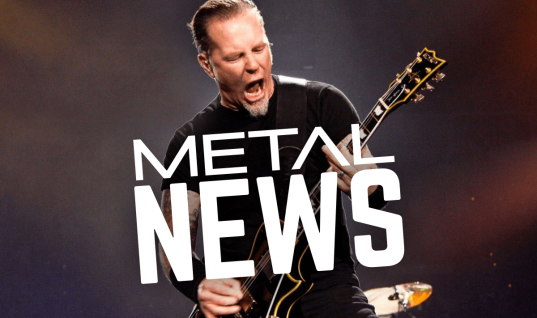 "James Hetfield Defends Lack of Bass on Iconic ""…And Justice for All"" Album"
