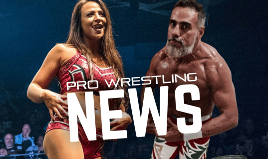 Dr. Wagner Jr. And Tenille Dashwood To Debut For IMPACT Wrestling