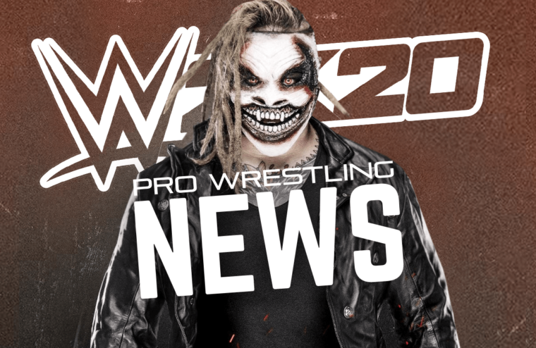 The Fiend Announced as WWE 2K20 Pre-Order Bonus