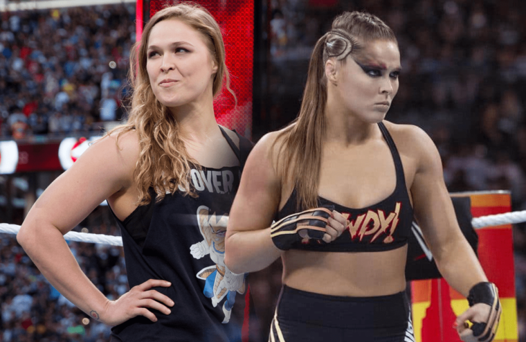 Ronda Rousey Returning To Acting
