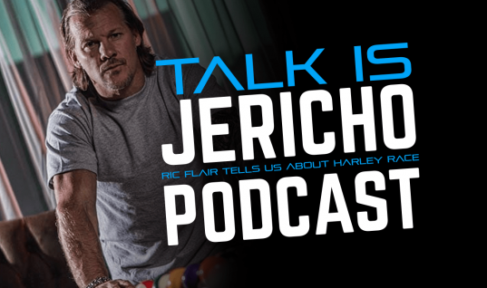 Talk Is Jericho – Harley Race Was A Tough SOB And Ric Flair Tells Us Why