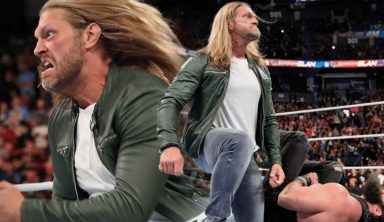 Edge Has Signed A New WWE Contract Ahead Of His Return To The Ring
