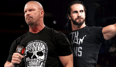 NEWS | Steve Austin On What Seth Rollins Needs To Become A Bigger Draw