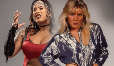Baby Doll Makes Transphobic Comments About Nyla Rose Being In AEW's Woman's Title Match