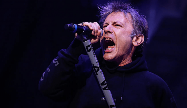 Iron Maiden Concert Halted By Bruce Dickinson After Seeing Fan Getting Hit By Security Guards (w/Videos)