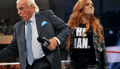 "To Be ""The Man"" You Gotta Pay The Man! Ric Flair Threatens WWE With Lawsuit (w/Video)"