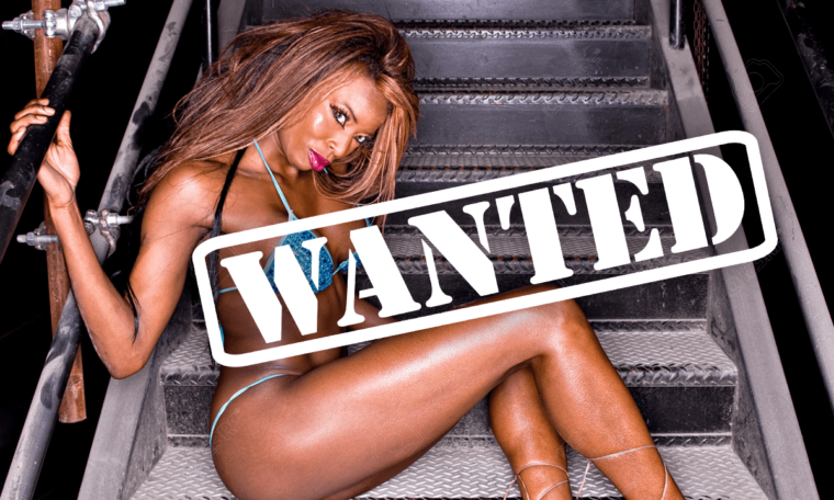 Former WWE Diva Search Contestant And TNA Wrestler Rhaka Khan On Run From Police