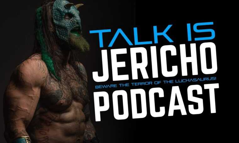 Talk Is Jericho: The Terror Of The Luchasaurus!