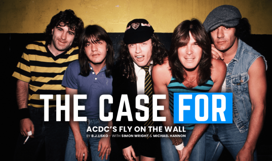 "The Case For: AC/DC's ""Fly On The Wall"""