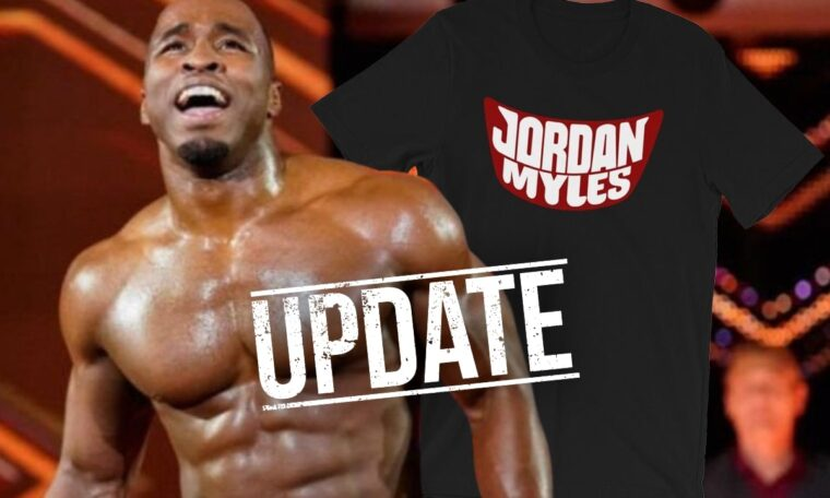 WWE Issues Statement Following Allegations Of Racism By Jordan Myles