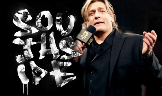 WWE's William Regal Calls Out UK Indie Promoter Ben Auld On Twitter