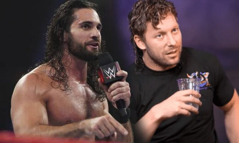 Seth Rollins Takes Shot At AEW When Asked About Wrestling Kenny Omega (w/Video)