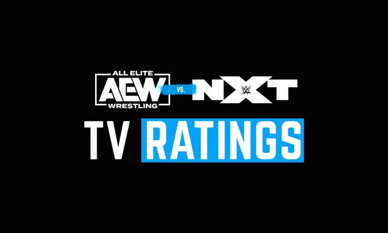 AEW Dynamite Beats NXT In The Ratings
