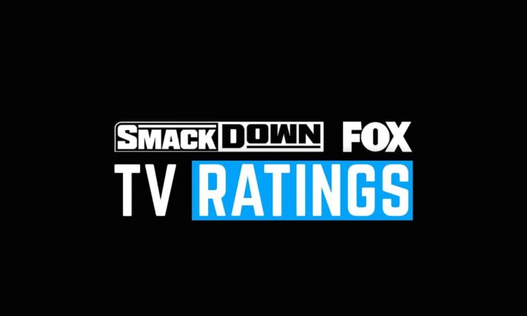 SmackDown Ratings Fall For The Second Week In A Row On FOX