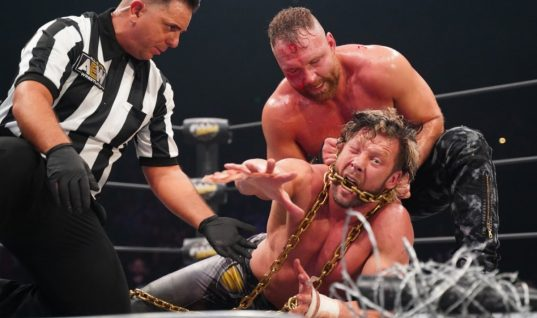 The Maryland State Athletic Commission Are Investigating Moxley Vs. Omega From Full Gear