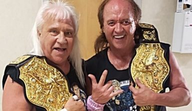 The Rock 'N' Roll Express Became NWA World Tag Team Champions On The Season Finale Of NWA Powerrr (w/Video)