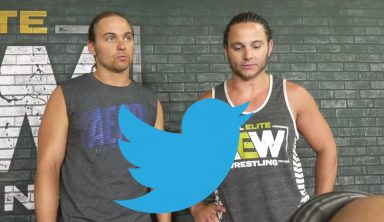 The Young Bucks Delete Personal Twitter Accounts