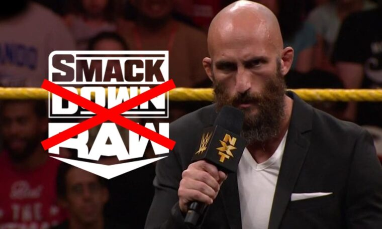 Tommaso Ciampa Doesn't Want To Join Raw Or SmackDown