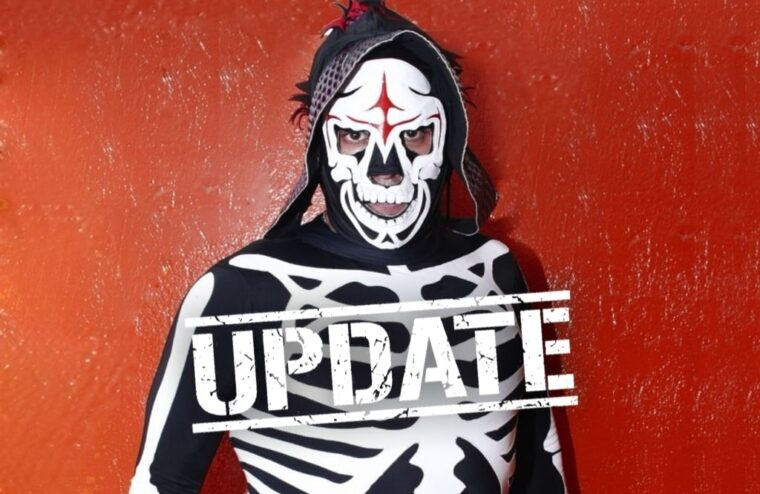 La Parka Has Left Hospital Following Neck Injuries Sustained In October