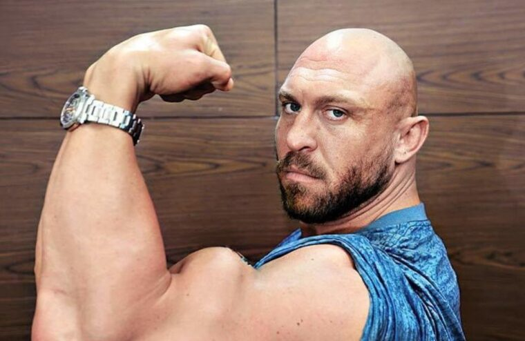 WWE Have Re-Filed For Ryback Trademark