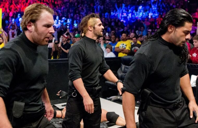 WWE Edits Dean Ambrose's Name Out Of The Shield's Debut (w/Video)