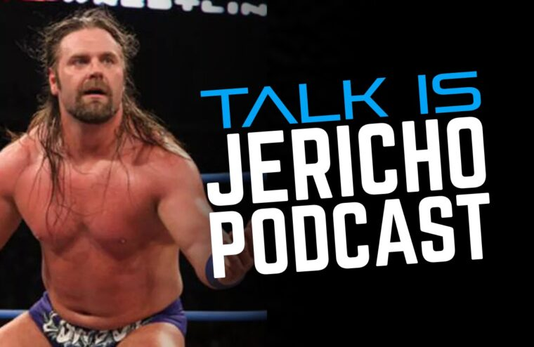 Talk Is Jericho: Sh*t It & Get It With The Highway Man James Storm